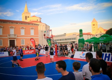 Start HEP 3X3 Basketball Toura u gradu heroju – Vukovaru