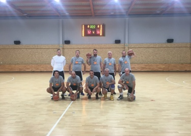 Basketball Old Stars sa splitskim pečatom