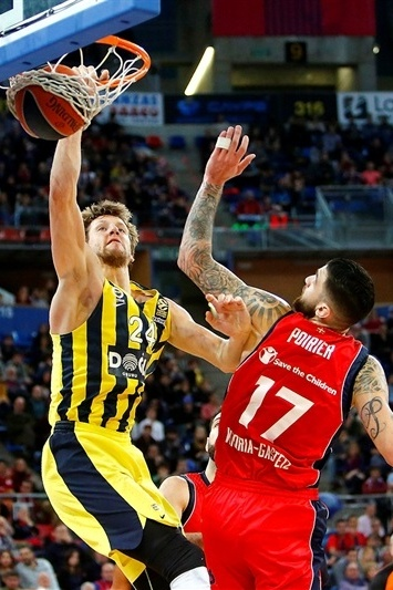 Predstavljamo parove četvrtzavršnice Turkish Airlines Euroleague: Fenerbahce Dogus -Baskonia Vitoria