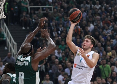 Pedstavljamo parove četvrtzavršnice Turkish Airlines Euroleague: Panathinaikos Athens - Real Madrid
