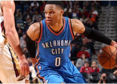 NBA PREVIEW: Westbrook i George prijete Warriorsima
