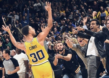 VIDEO: Steph Curry igra sezonu karijere